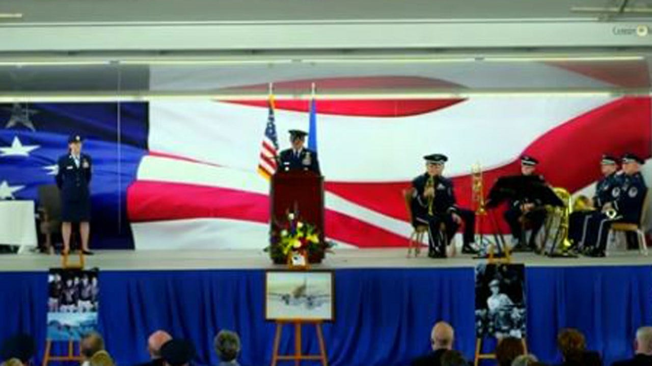 Last WWII 'Doolittle Raider,' Honored With Memorial Service