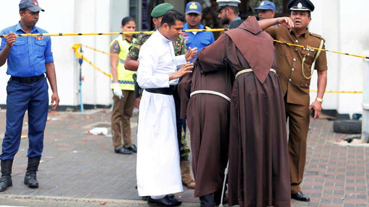 Explosions Kill At Least 207 In Sri Lanka On Easter Sunday