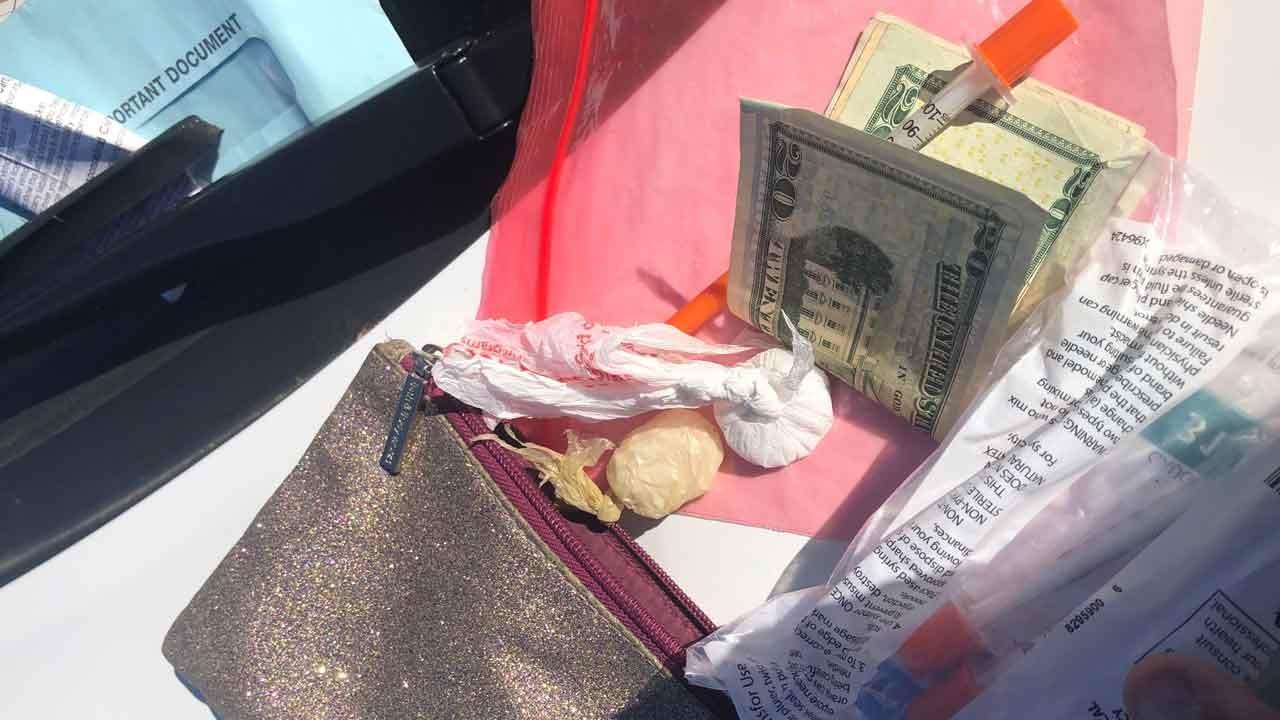 Woman Arrested In Depew After Officers Find Meth Inside Car