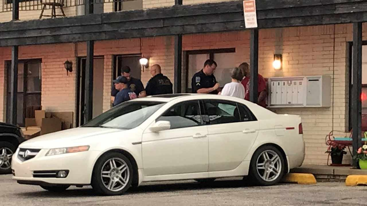 Body Found Inside Tulsa Apartment