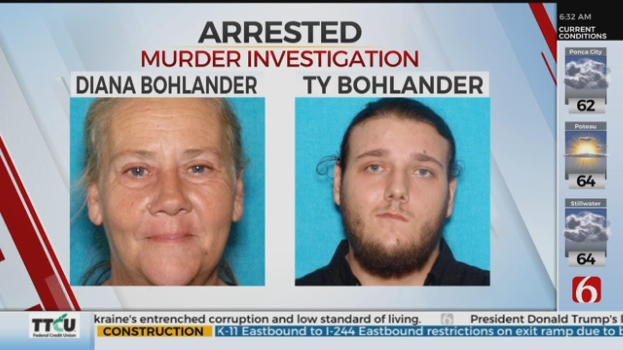 Mother, Son Arrested In Connection With 2017 Murder