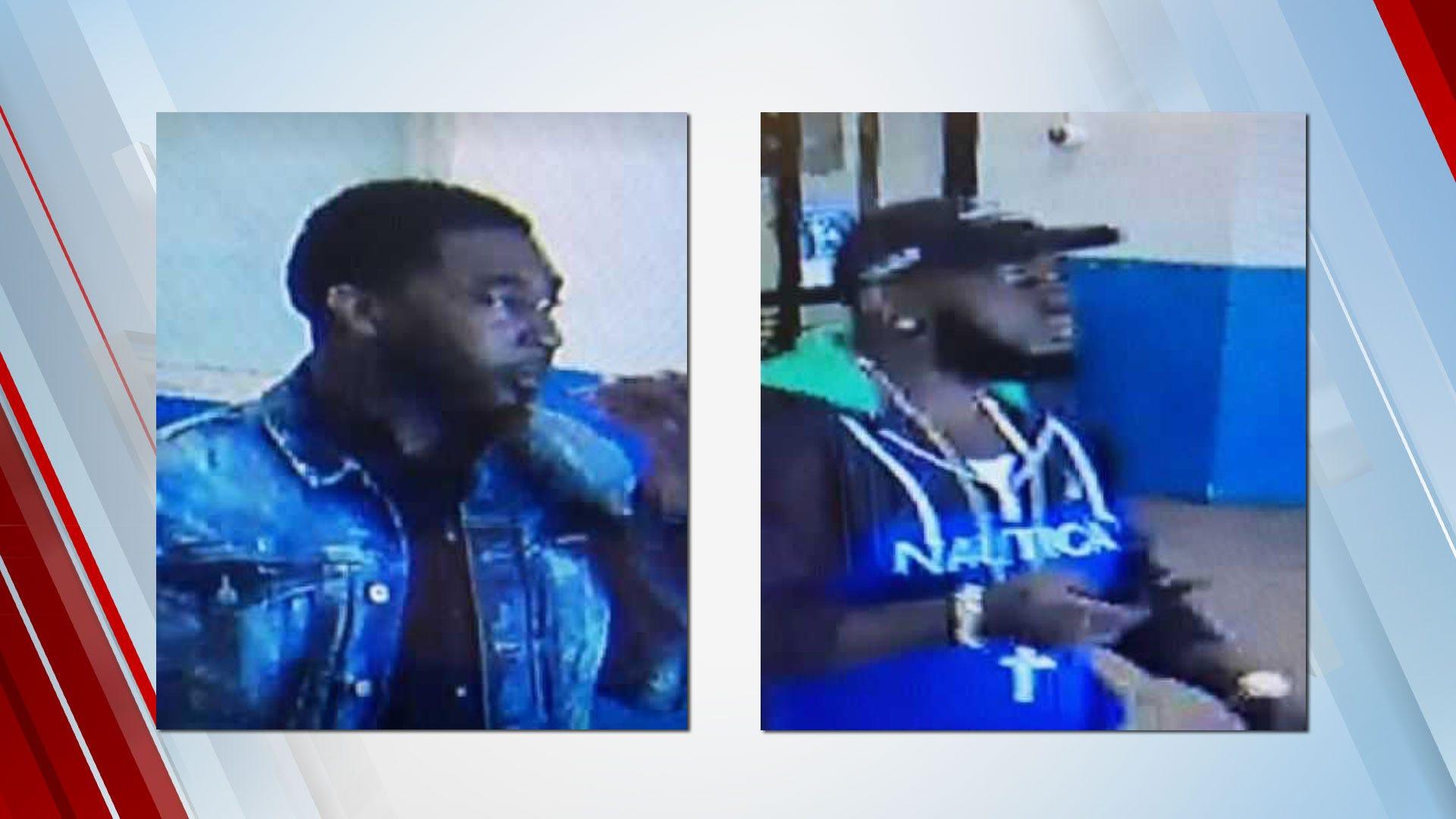 Tulsa Police Need Help Identifying Gift Card Fraud Suspects