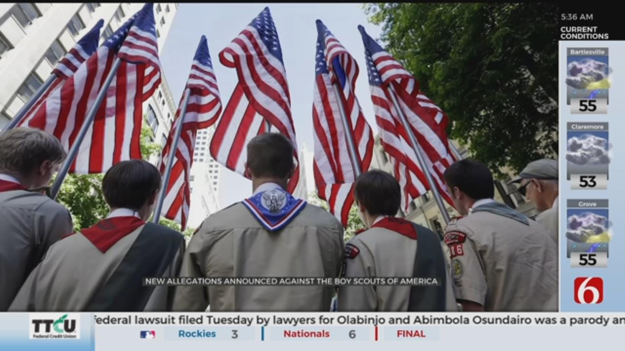 New York And New Jersey Boy Scout Leaders Accused Of Sexual Abuse
