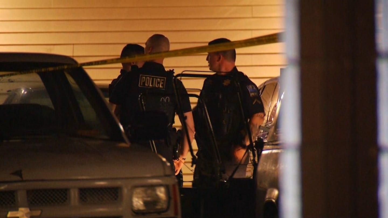Tulsa Police Investigating Shooting At Brightwater Apartments