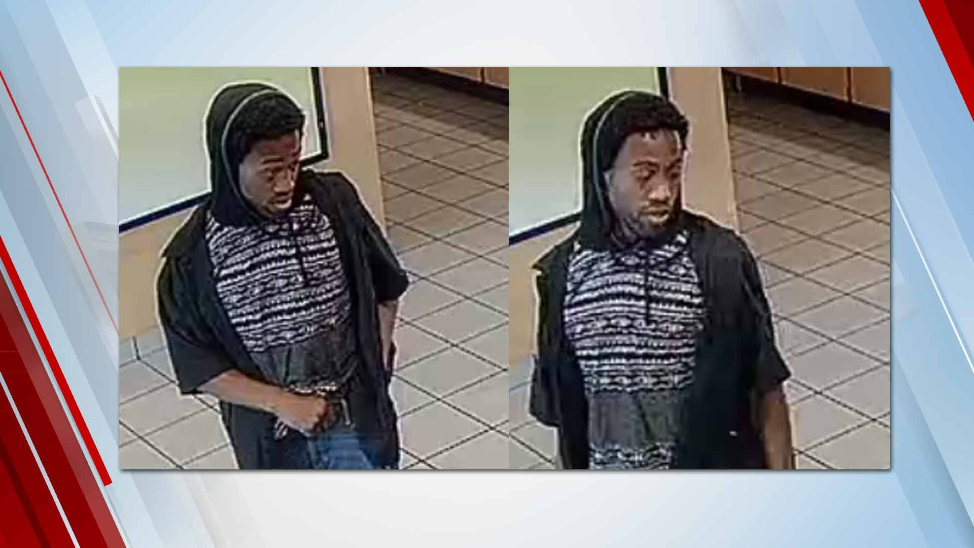 Tulsa Police Say Suspect Robbed McDonald's At Gunpoint