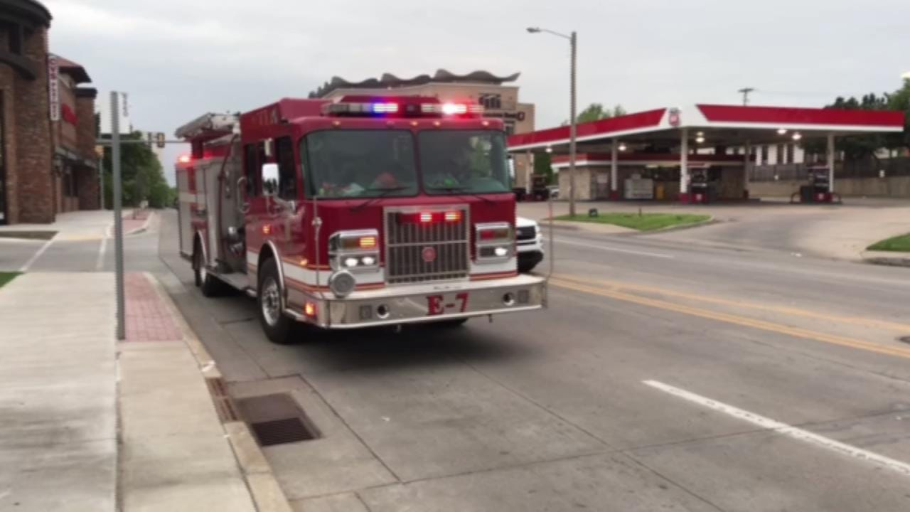 EMSA Medic Assaulted While Responding To Incident In Tulsa