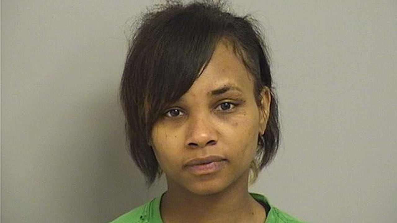 Tulsa Woman Charged With Arson