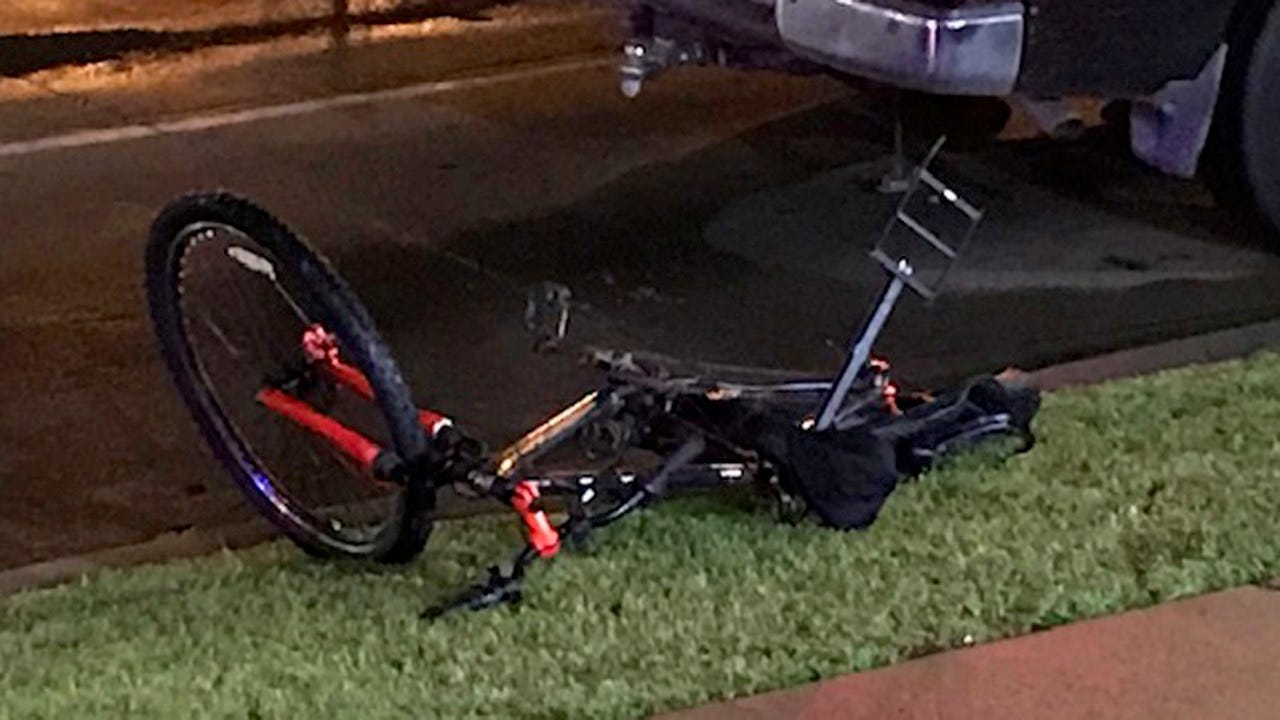 Tulsa Bicycle Rider Hurt By Hit-And-Run Driver