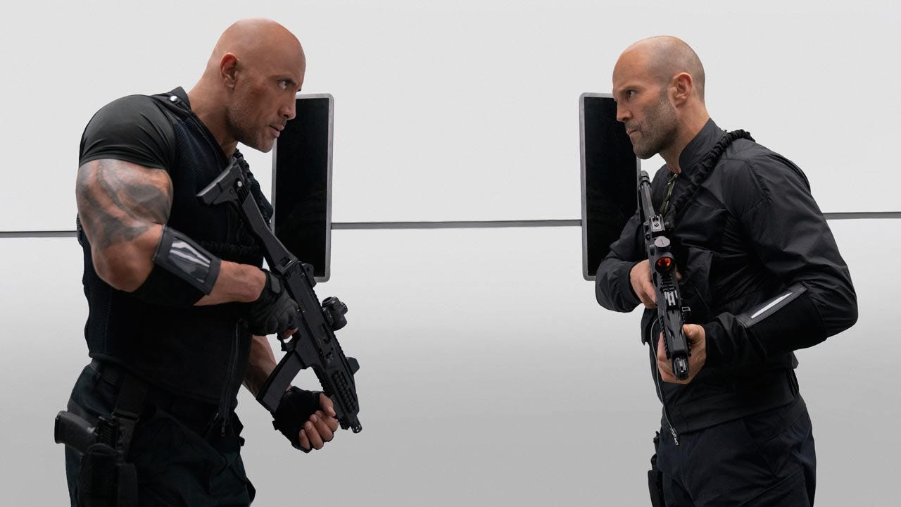 Hobbs And Shaw Takes The #1 Spot At The Weekend Box Office