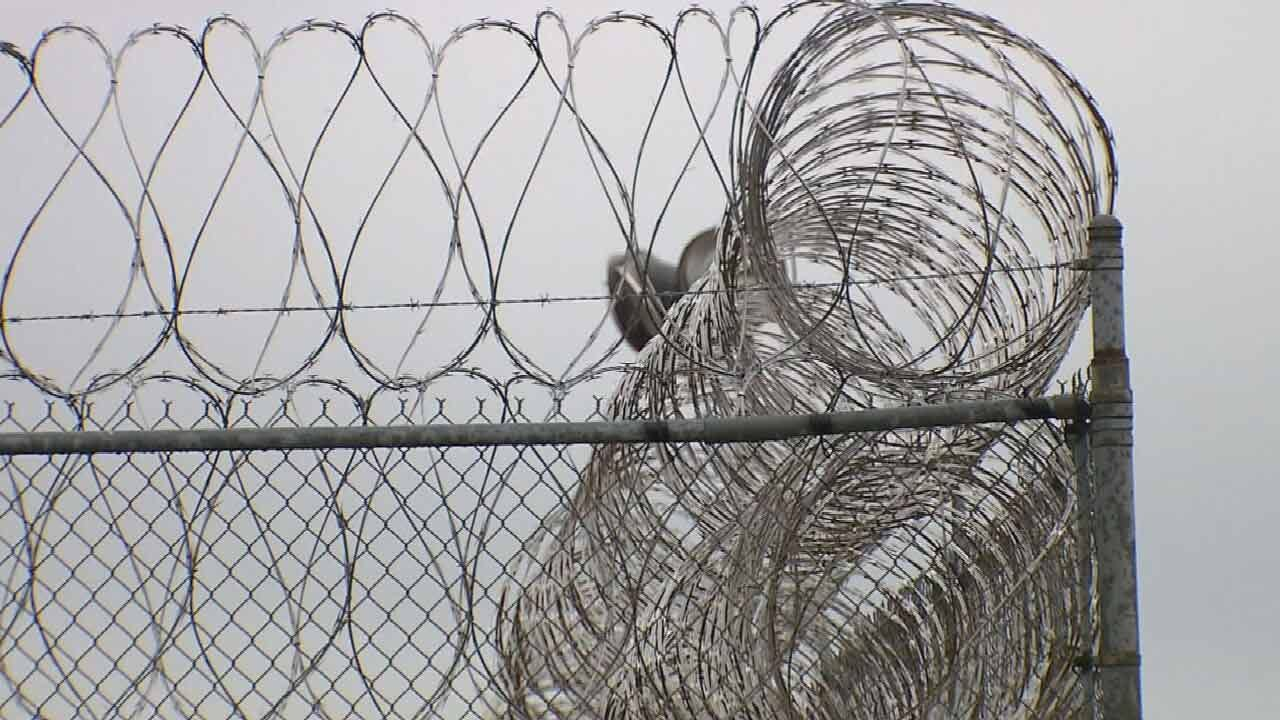 Oklahoma Dept. Of Corrections Facing Large Shortage Of Officers