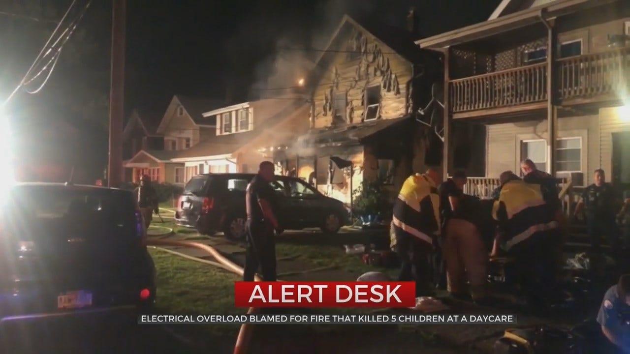 Pennsylvania Daycare Fire Kills 5 Children