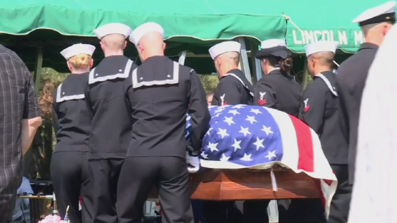 Remains Of 20-Year-Old Twins Killed During Pearl Harbor Attacks Returned To Family