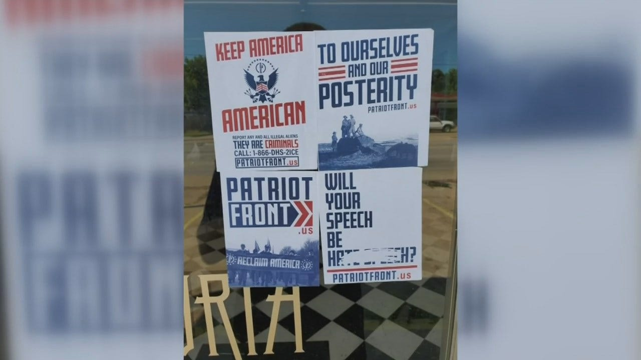 Tulsa Book Store Targeted By Hate Group