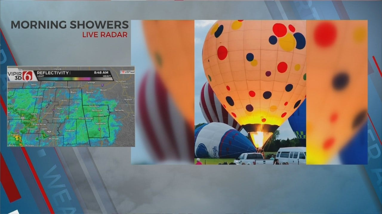 The Oklahoma Festival Of Ballooning Returns To Muskogee