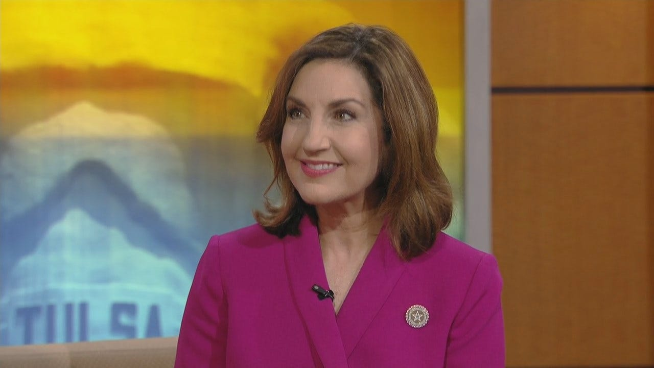 State Superintendent Joy Hofmeister Talks About The State Of Oklahoma's Education