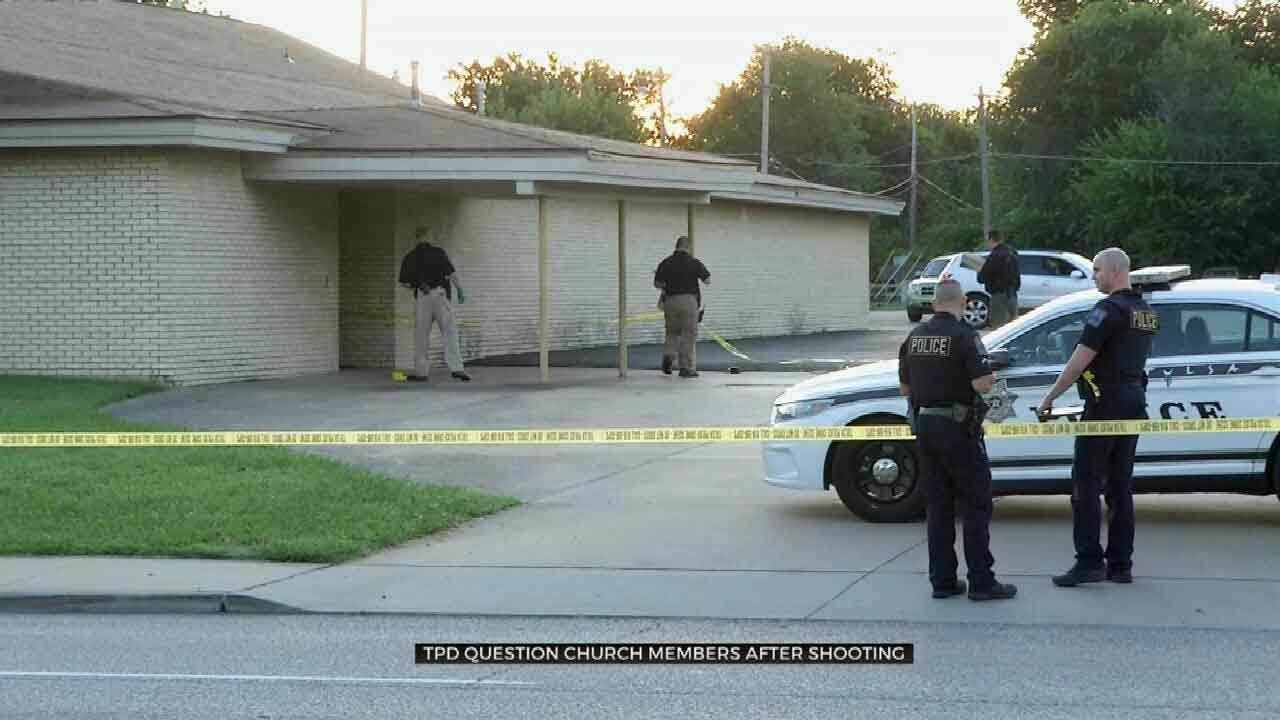 Tulsa Police: Church Member Shoots Suspected Copper Thief