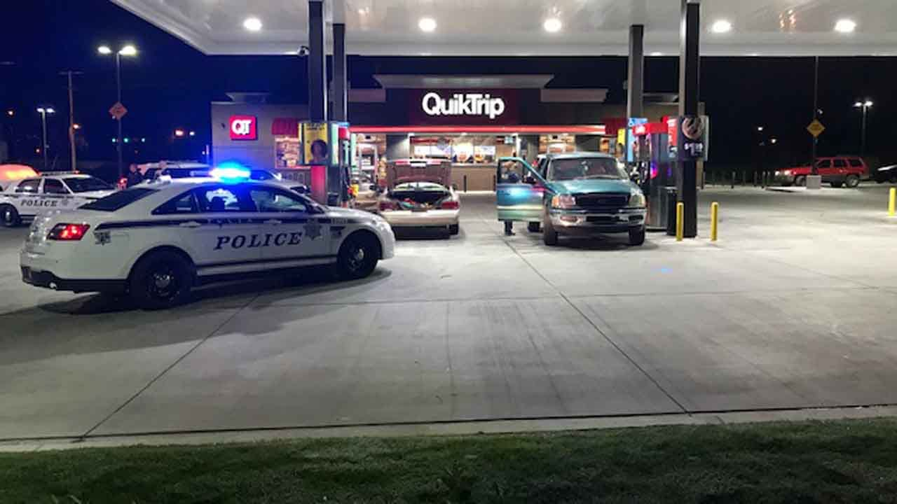 Tulsa Police Make Arrest In Recent Marijuana Dispensary Burglaries