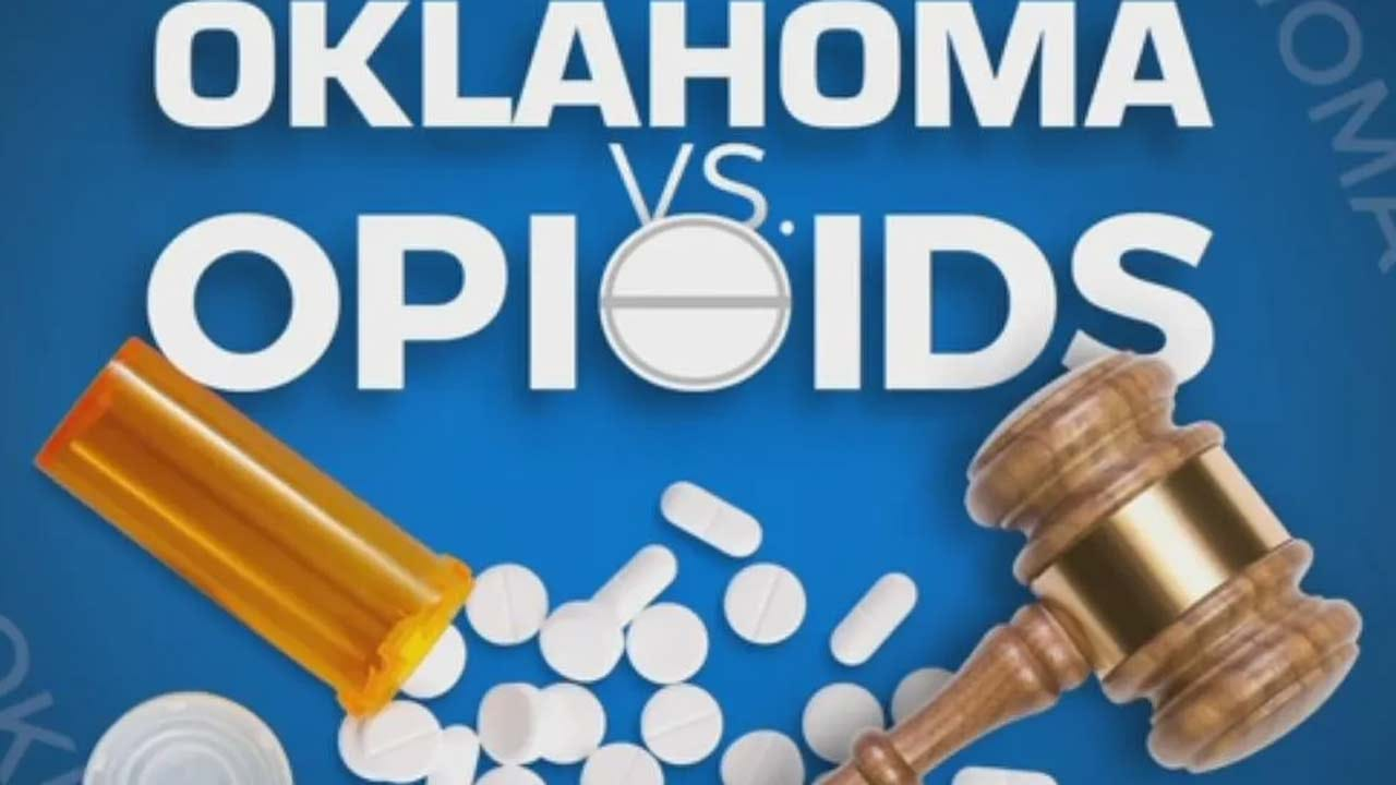 Cleveland Co. Judge Grants CBS News Request, Unseals Opioid Case Documents