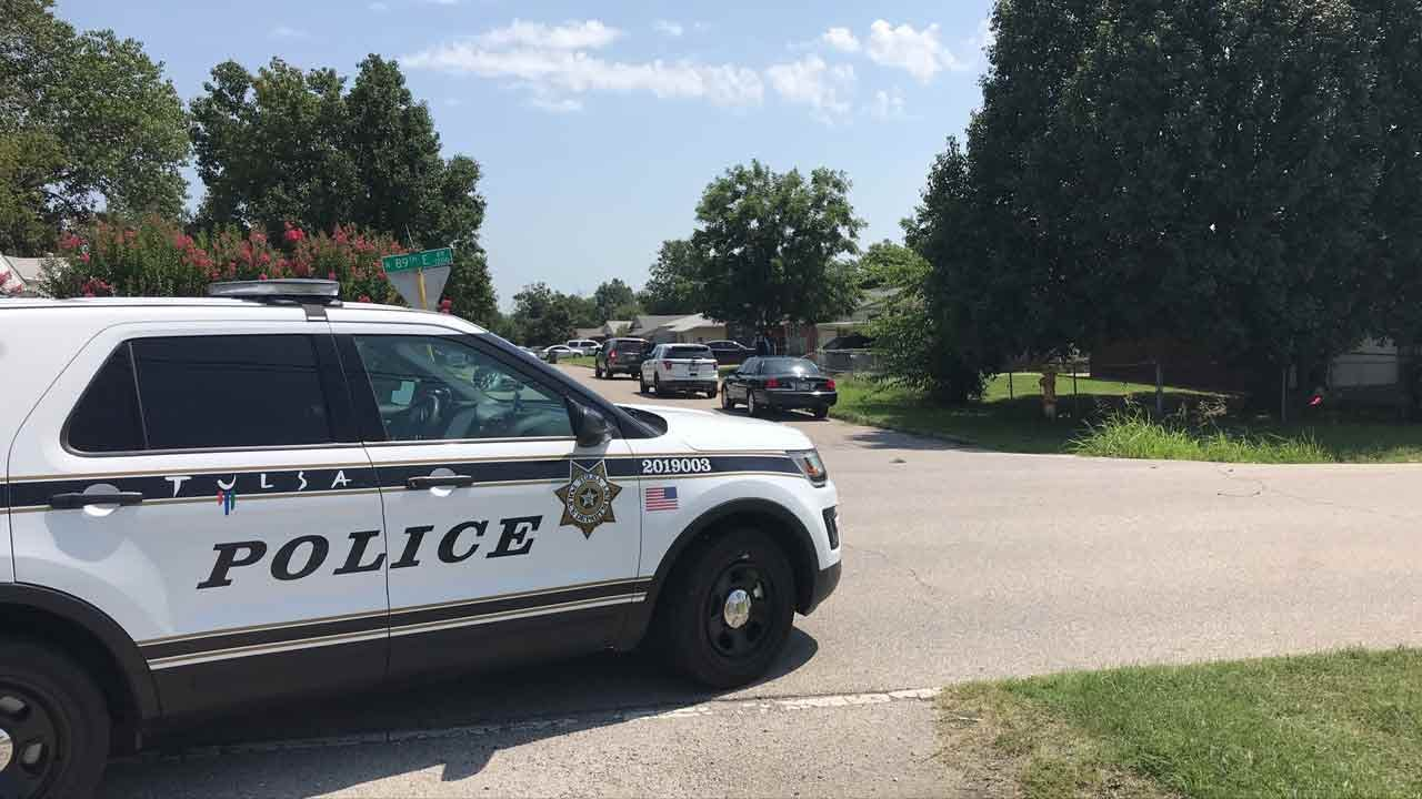 Homicide Suspect Apprehended After Standoff With Tulsa Police