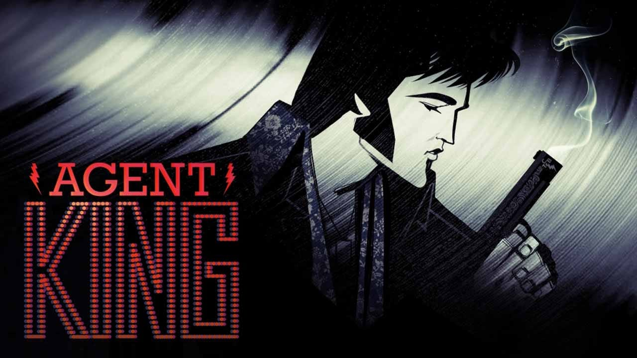 Netflix Announces Elvis Inspired Animated Series 'Agent King'