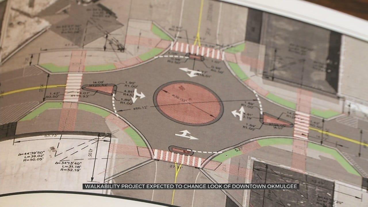 Okmulgee Works To Make City More Pedestrian Friendly