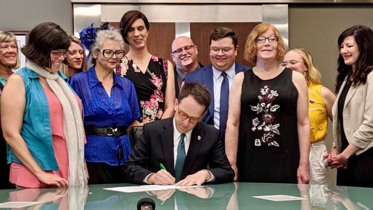 Tulsa Mayor Signs Executive Order Adding Gender Identity To Employee Non-Discrimination Policy