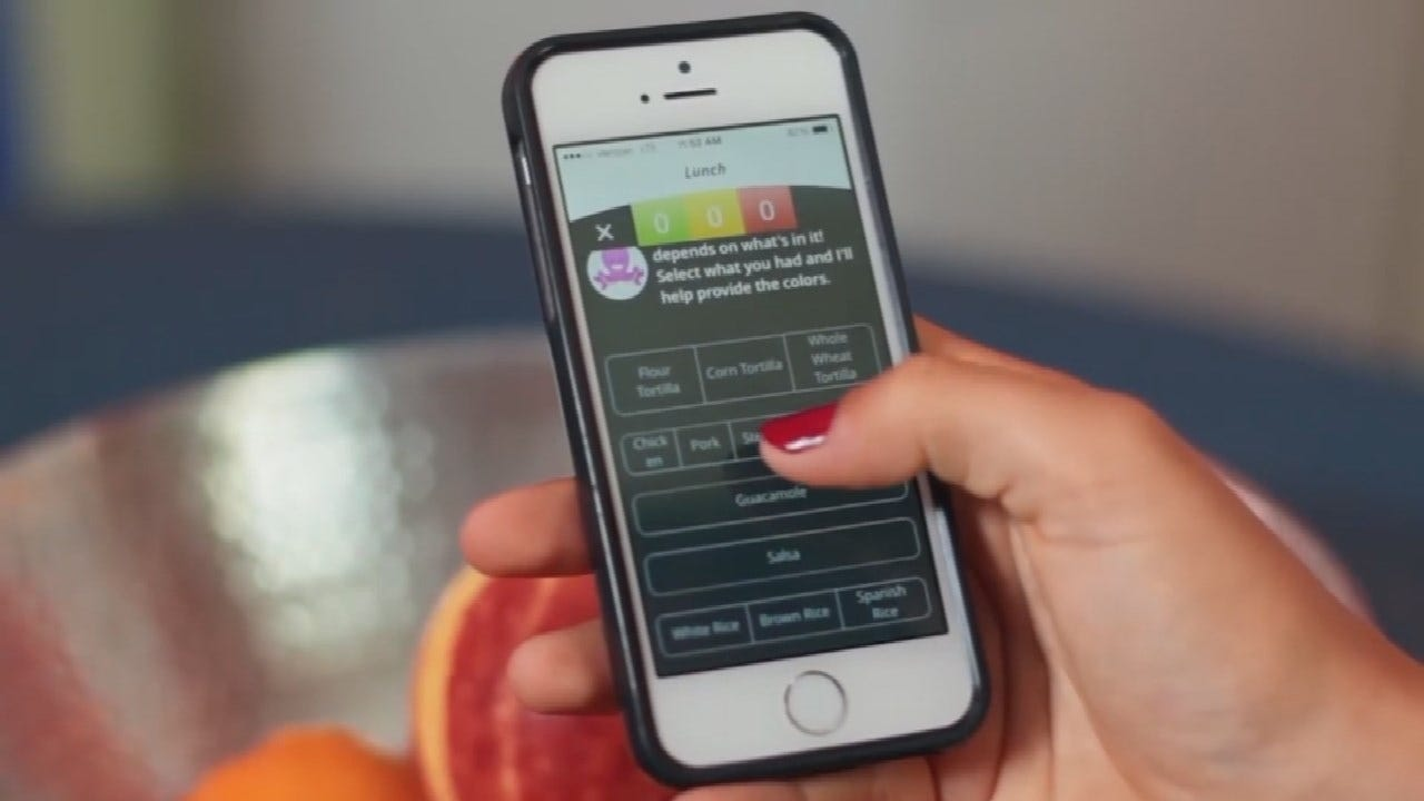 Weight Loss App For Kids Stirs Debate