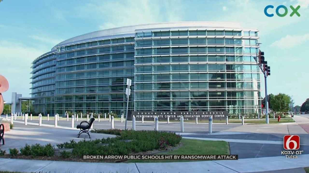 Broken Arrow Schools Recovering From Ransomware Attack