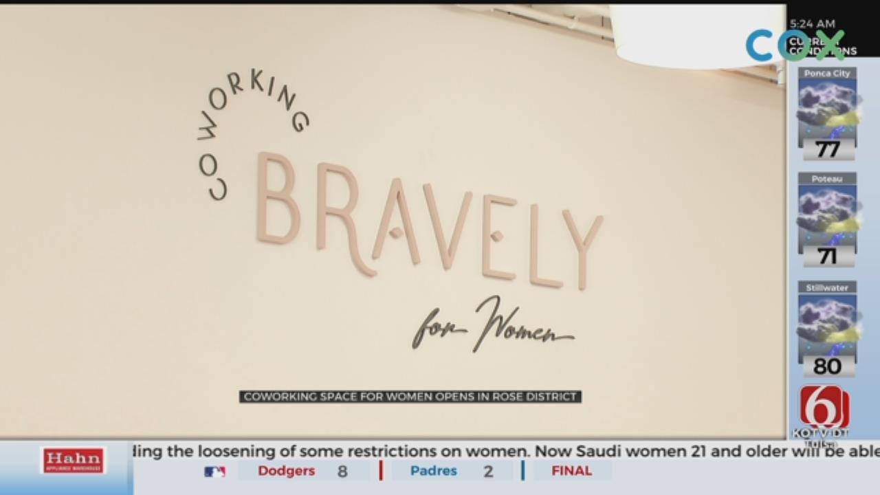 Co-working Space For Women Opens In Broken Arrow