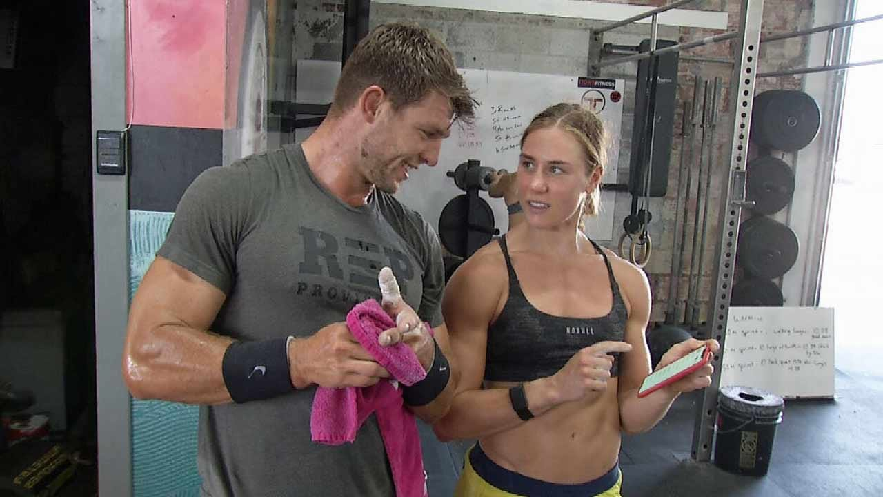 Top Tulsa Athletes Compete In 2019 CrossFit Games
