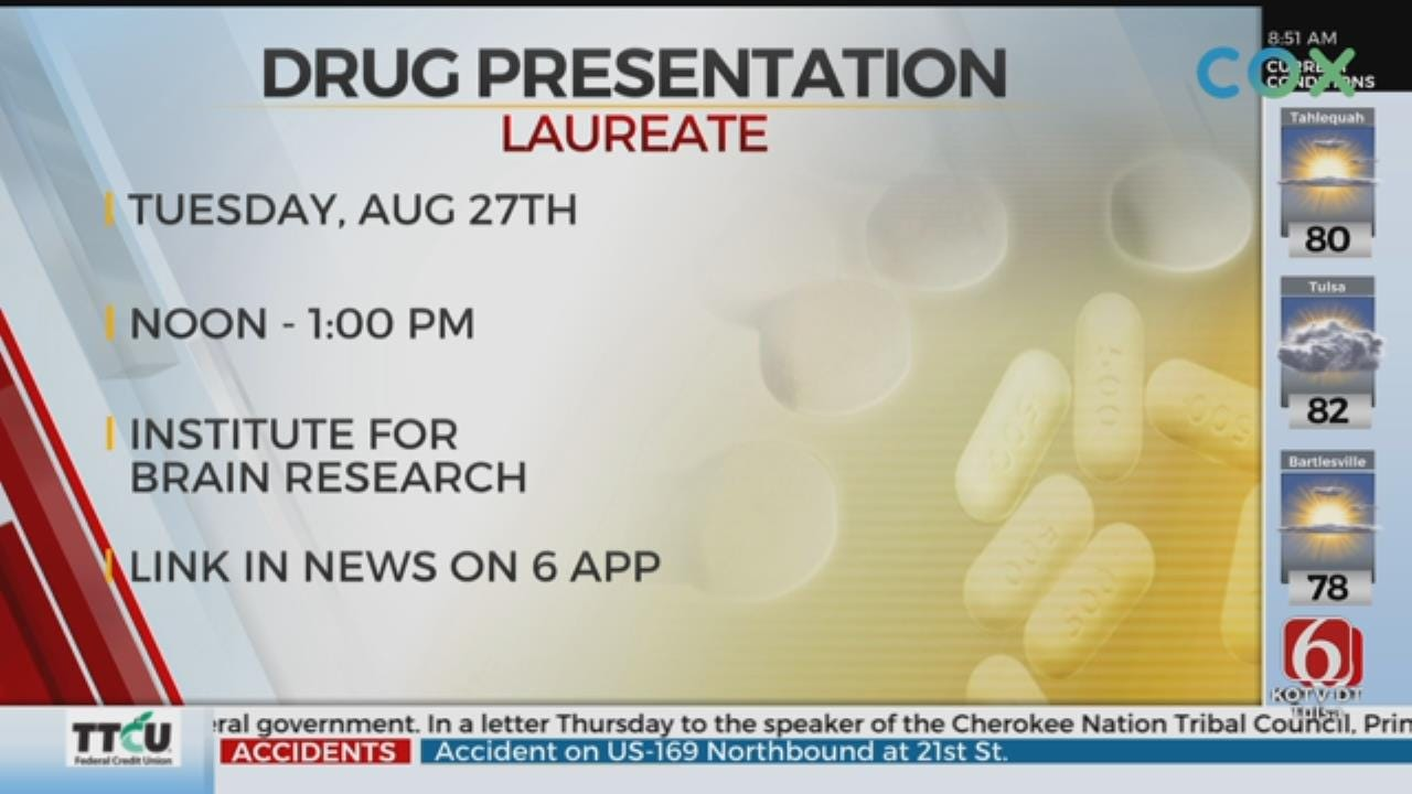 Laureate Institute For Brain Research Holds Discussion On National Drug Abuse Research
