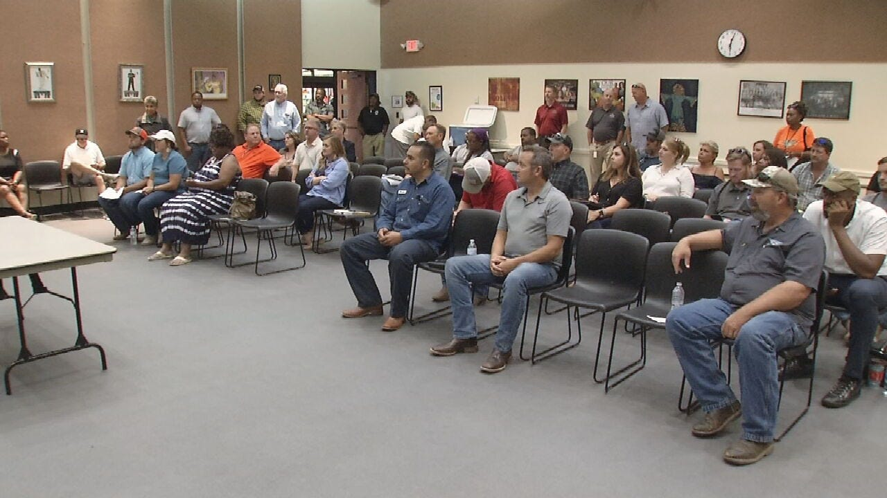 Oklahoma Turnpike Authority Accepting Bids For Gilcrease Expressway Project