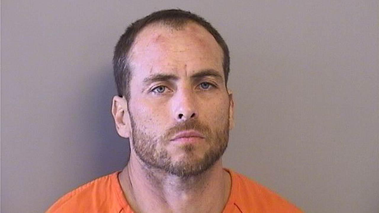 Serial Burglary Suspect Caught Hiding In Roof, Tulsa Police Say