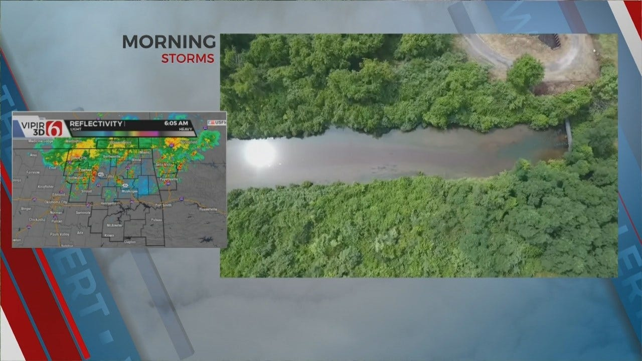 Chemical Spill Clean-Up Underway At Lake Michigan