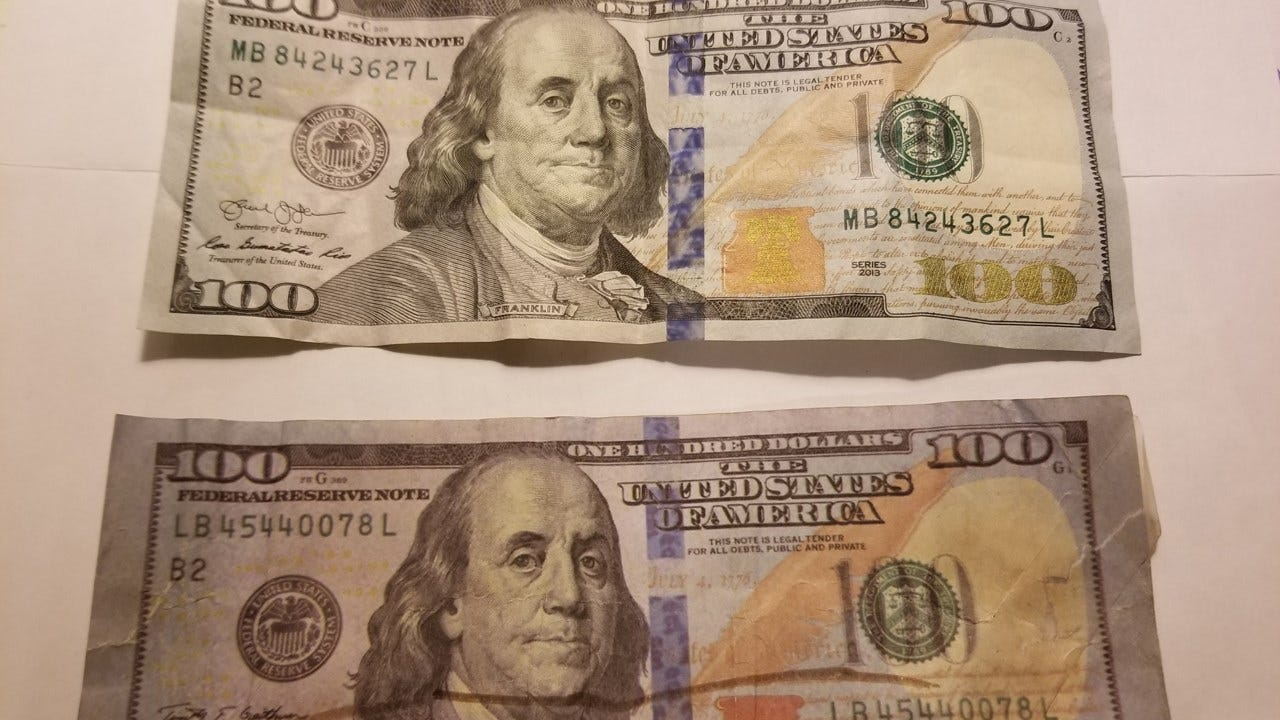 Secret Service Investigates Counterfeit Money In Mayes County