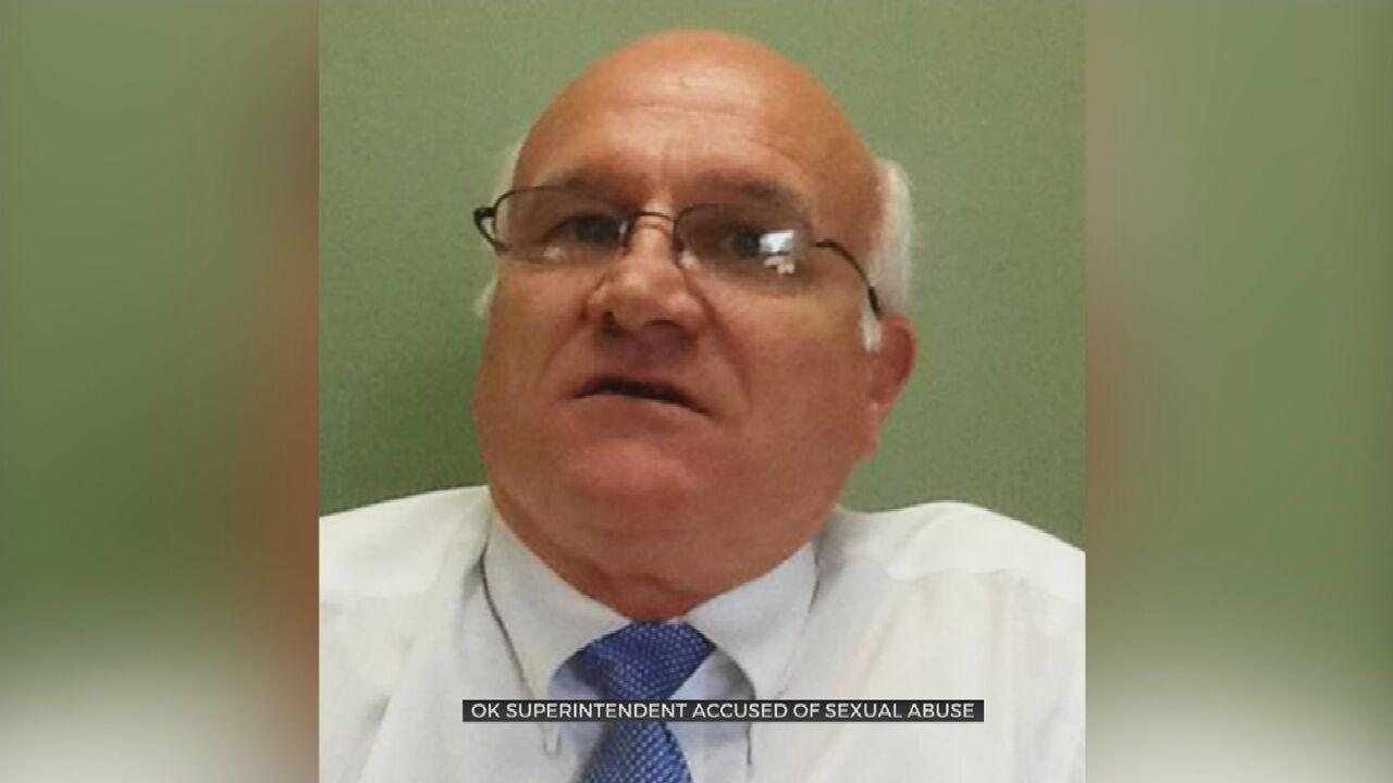 Oklahoma School Superintendent Accused Of Sexual Misconduct
