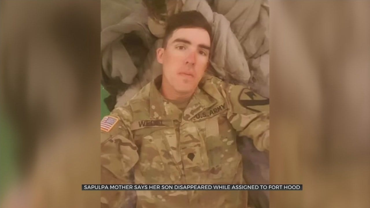Soldier Goes Missing From Fort Hood 2 Weeks Before Returning Home