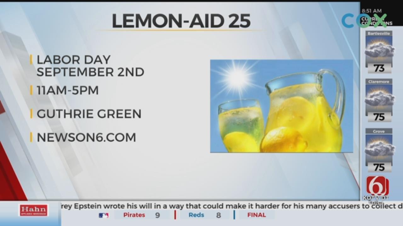 Lemon Aid Celebrates 25 Years Since Start