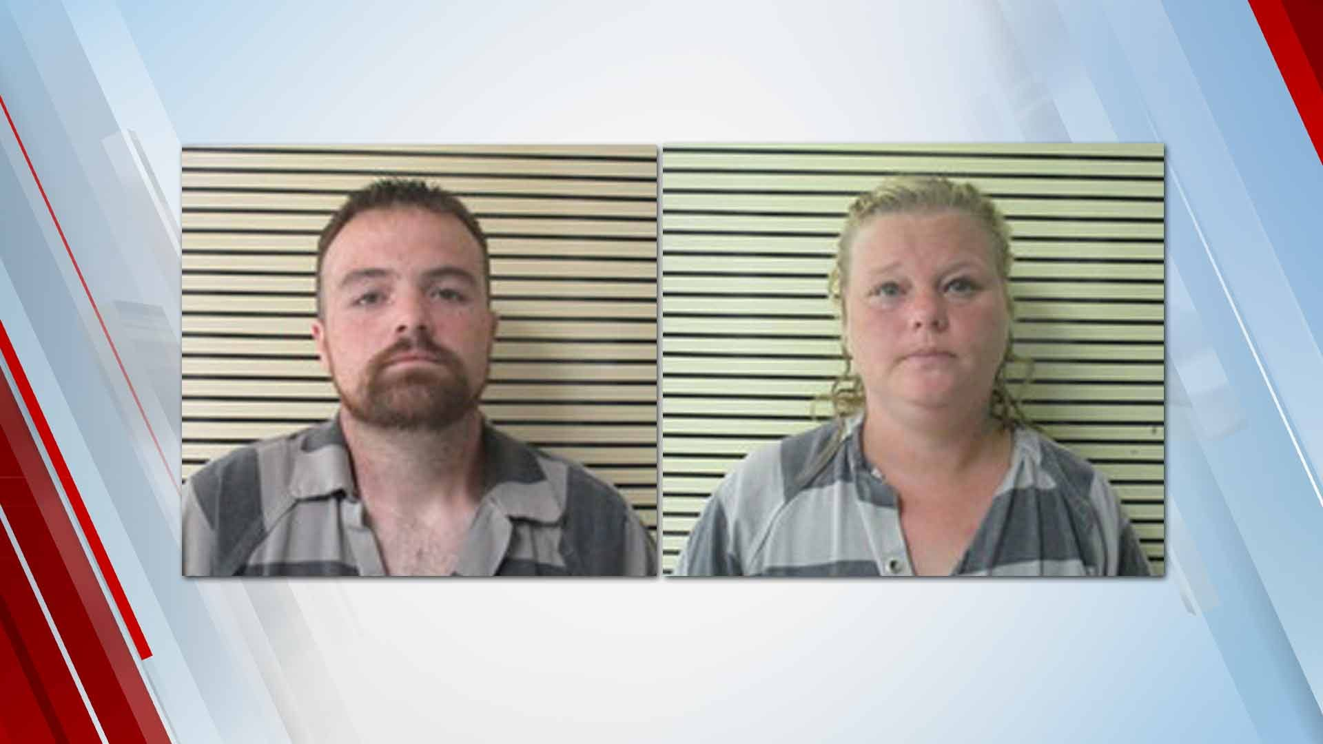 Wagoner Parents Charged With Murder In Drowning Death Of Their 4-Year-Old Son