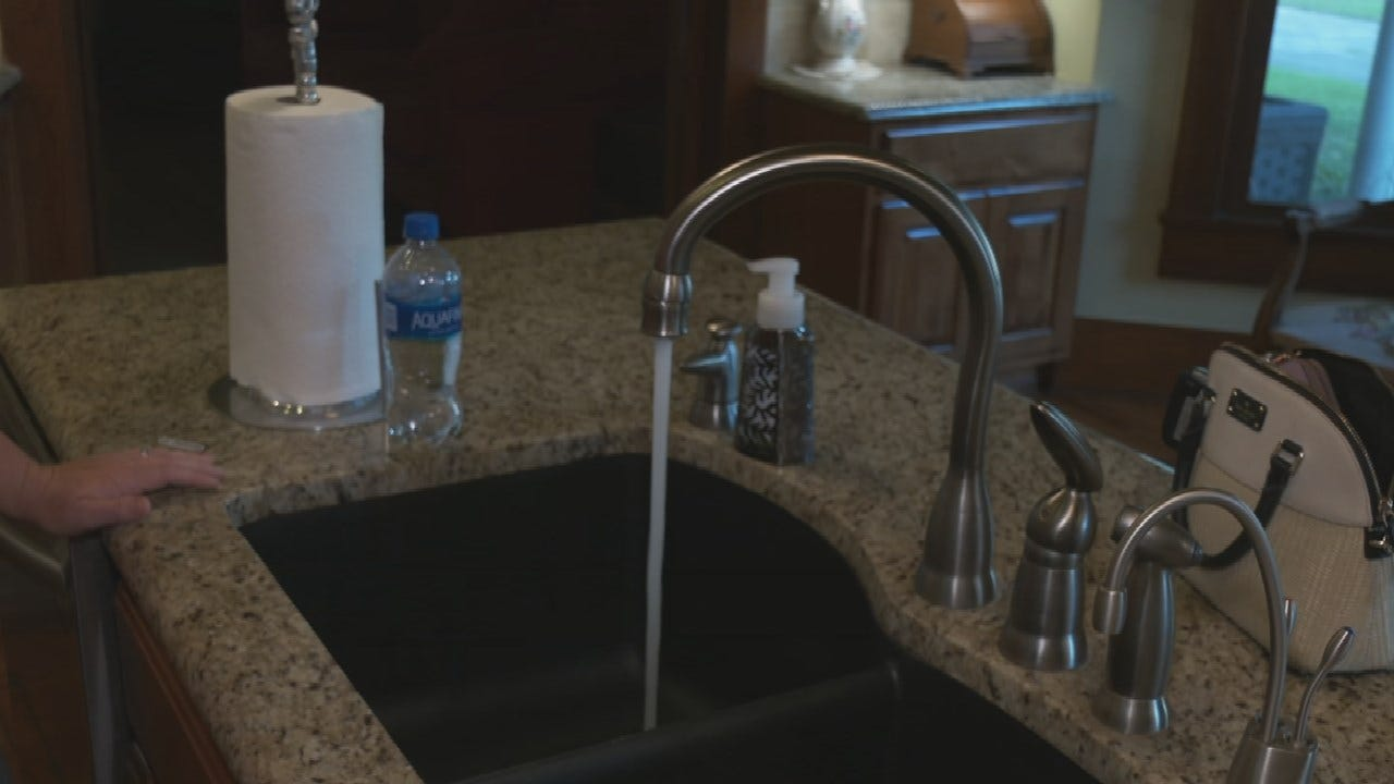 City Of Claremore Responds To Concern Over Discolored Water