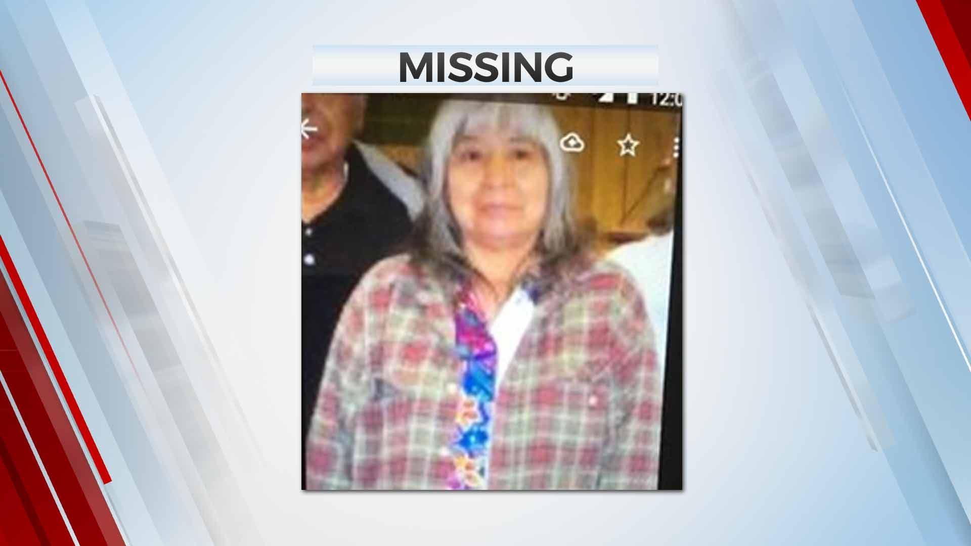 Missing Coweta Woman Found In Tulsa