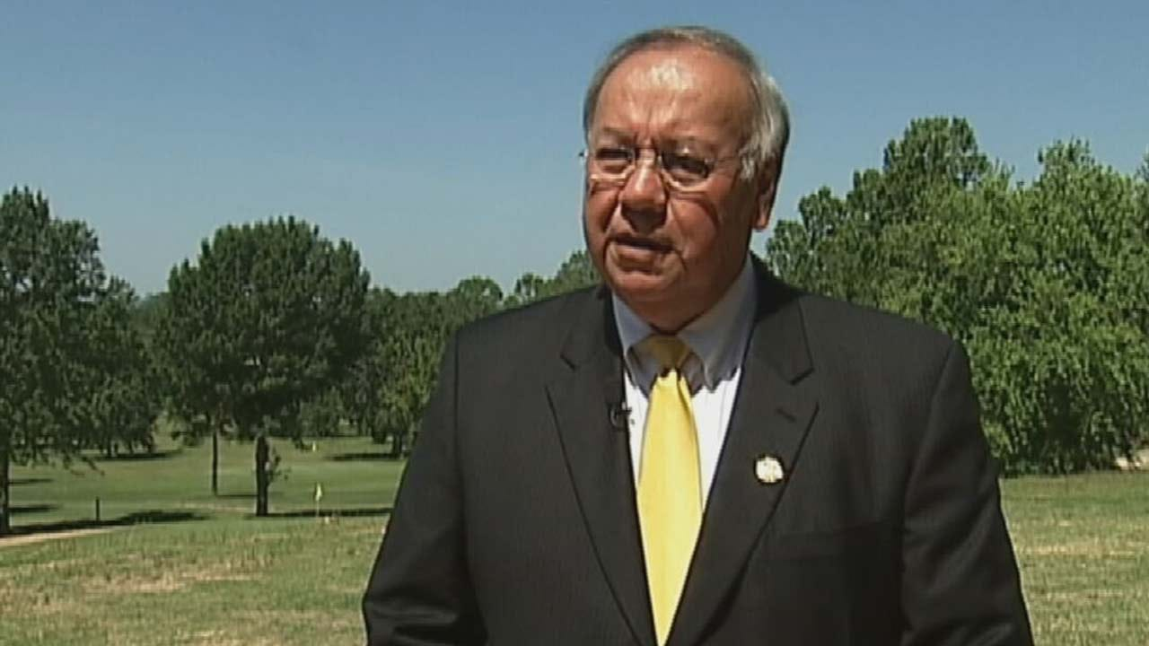 Former Muscogee (Creek) Nation Principal Chief Pleads Not Guilty To Bribery Allegations