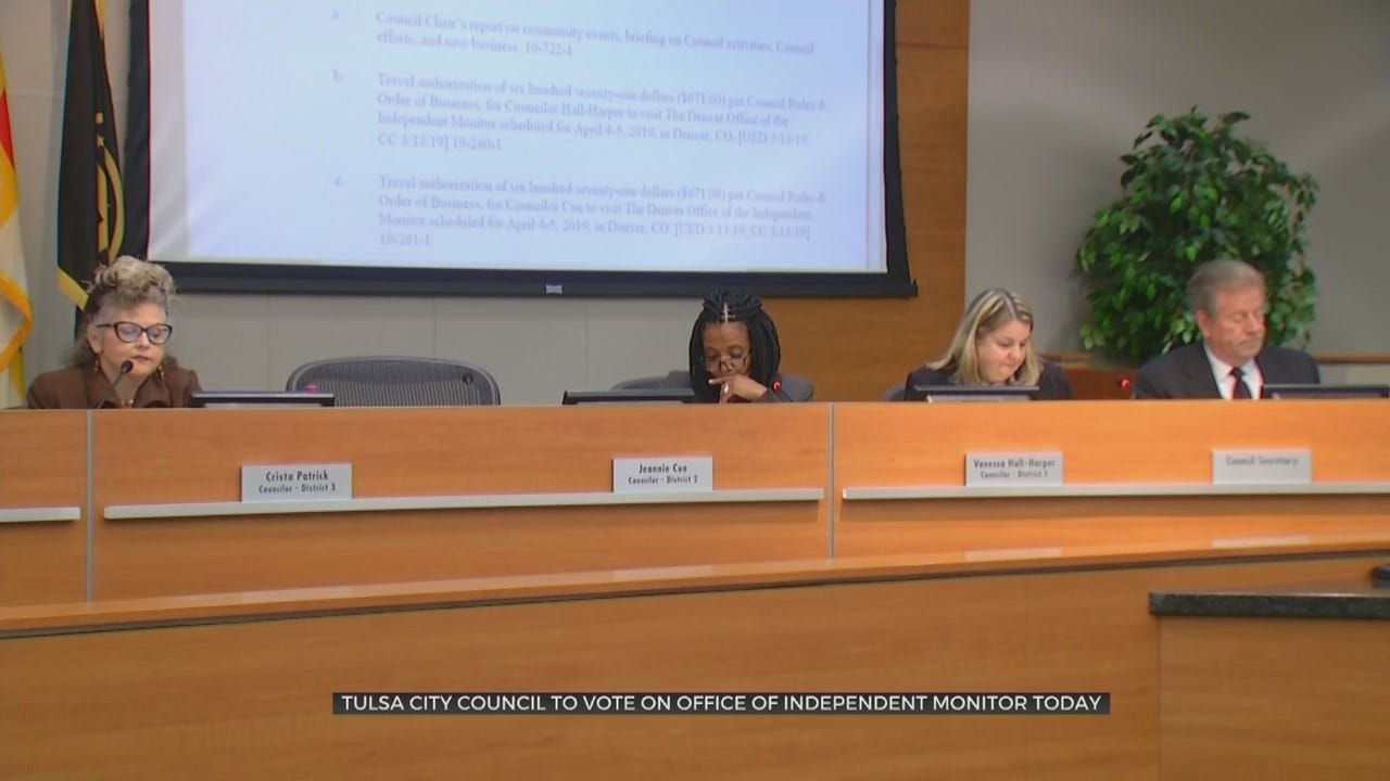 Tulsa City Council Wants To Hear From Public On Creation Of Police Oversight Committee