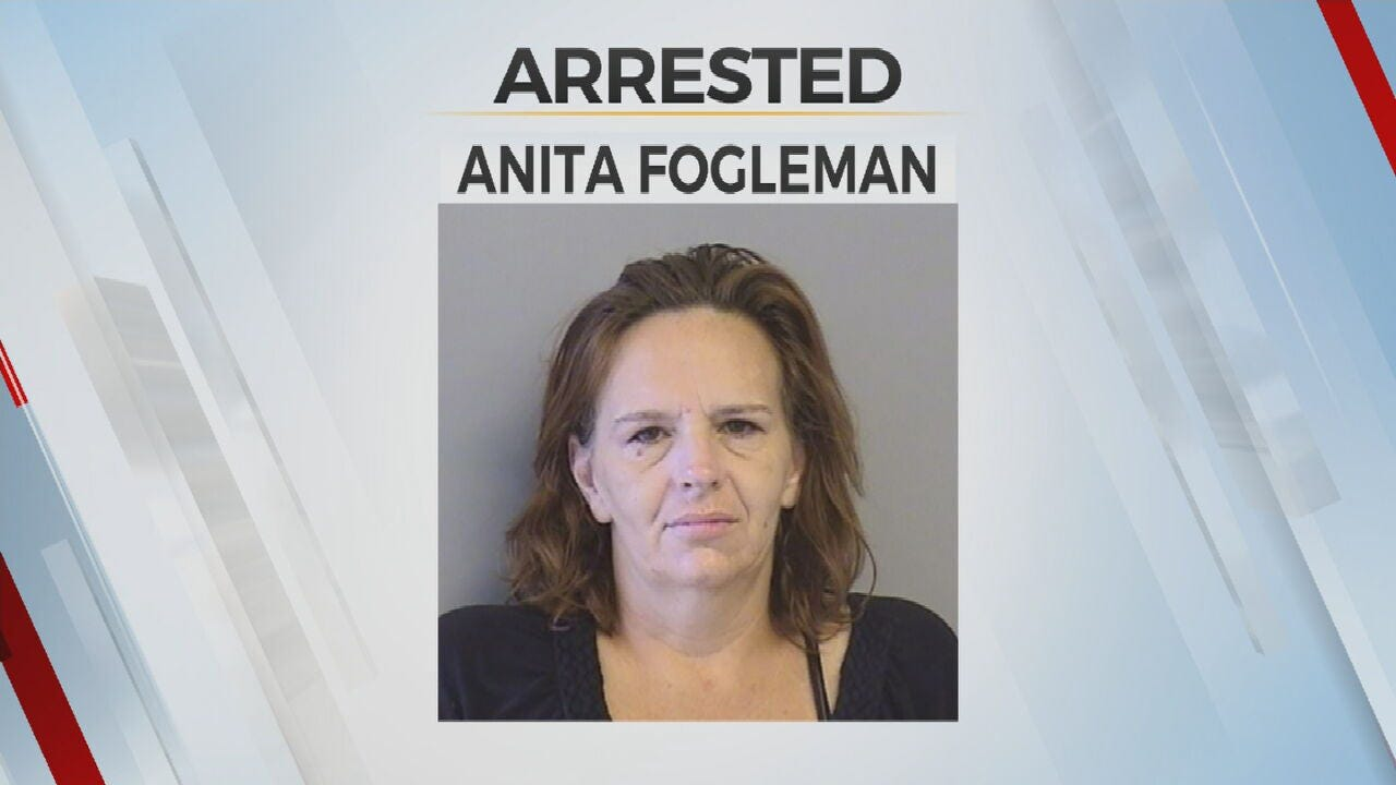 Police: Tulsa Woman Caught With Stolen Documents From Former Employer