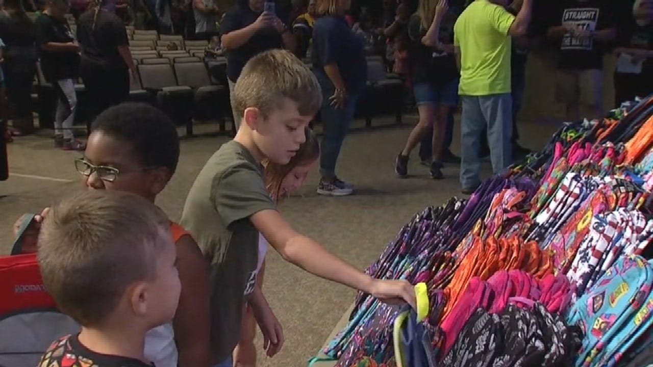 Several Back To School Events Going Around Tulsa County