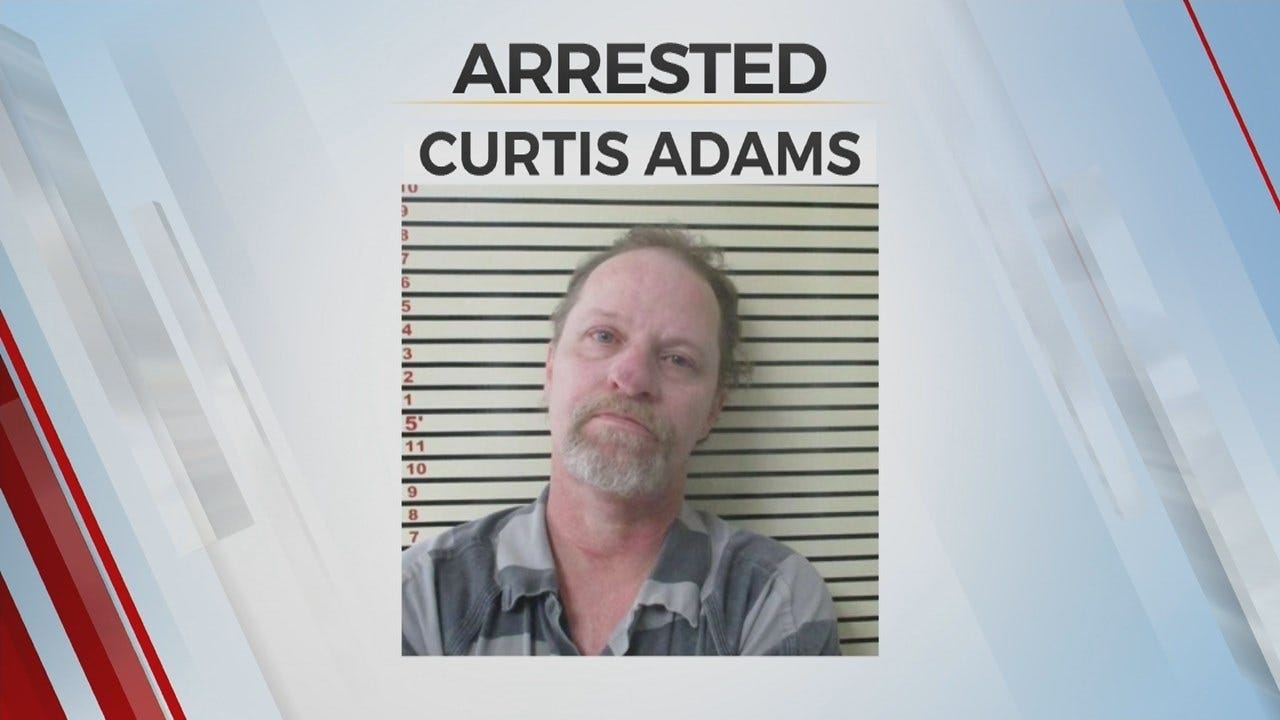 Wagoner County Man Accused Of Trying To Burn Down Home