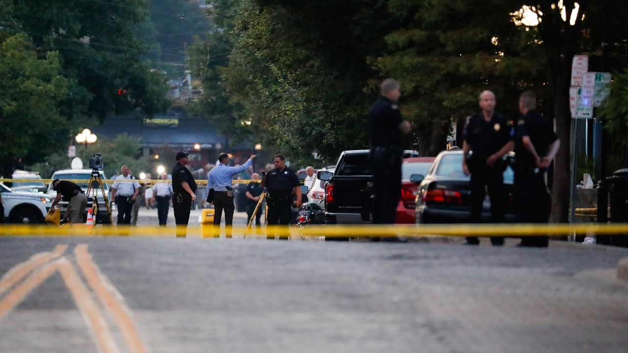 Shooter In Dayton, Ohio Kills 9; Leaves 26 Wounded