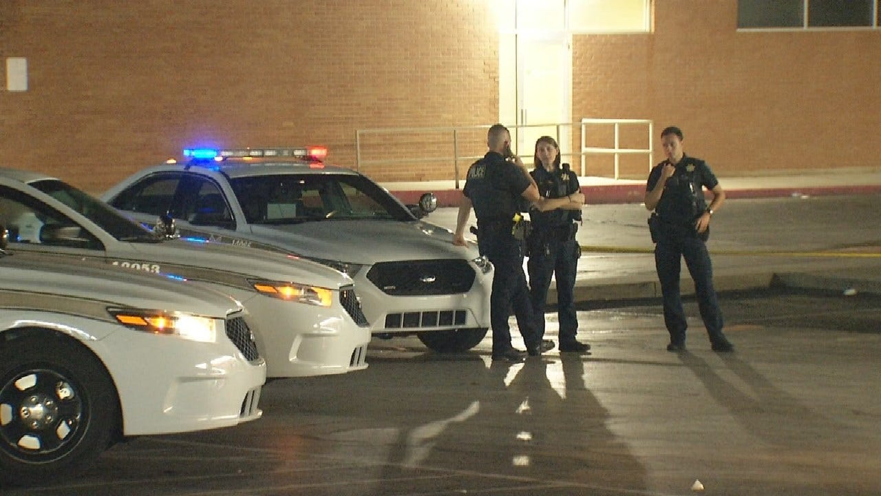 Tulsa Police Investigating Shooting Near Pine And Lewis