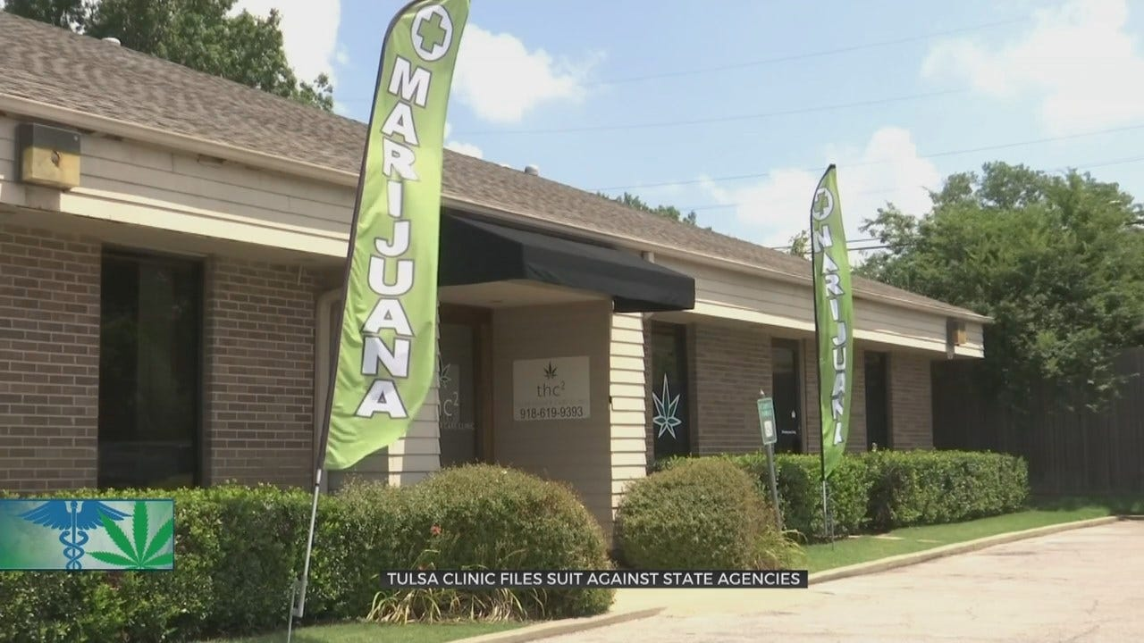 Medical Marijuana Clinic Takes Legal Action Over Patient Privacy Rights