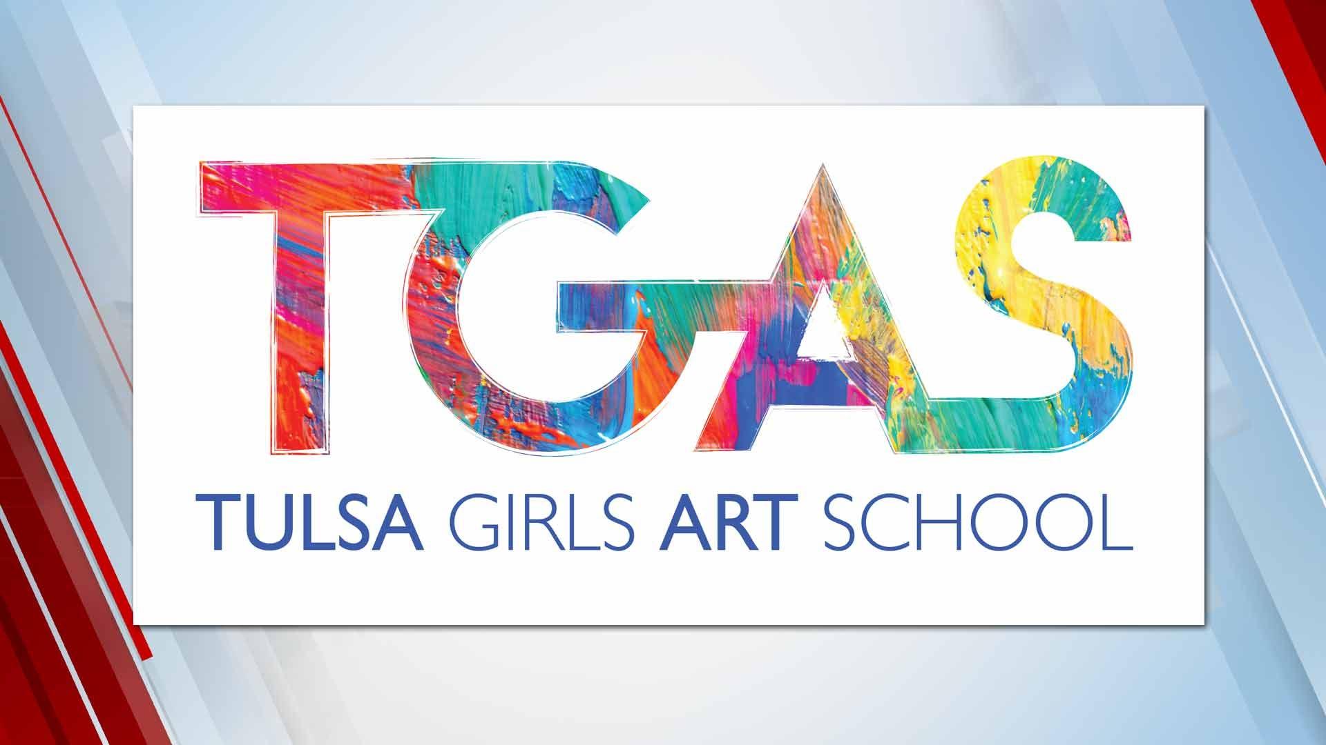 News On 6 Hosts School Supply Drive For Tulsa Girls Art School